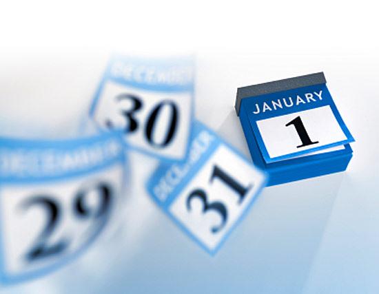 Названы выходные дни в 2011 году