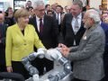 Ангела Меркель протестировала YuMi®