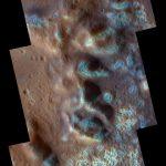 На Меркурии найдены кладовые льда