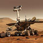Марсоход Оппортьюнити ищет место для зимовки на Марсе
