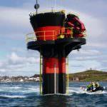 Подводные турбины помогут вырабатывать электричество
