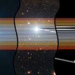 Астрономы детально разглядели диск квазара