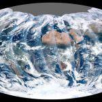 Первый глобальный снимок Земли