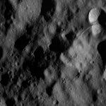 Зонд Dawn приблизился к Весте на минимальное расстояние