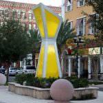 Скульптура, собирающая солнечную энергию, будет освещать улицы