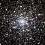 Звездный кластер NGC 6752 в 2 раза старше нашей Солнечной Системы