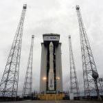 Ракета-носитель Vega готовится к запуску