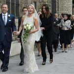 Звездная свадьба: Джимми Уэйлс и Кейт Гарвей