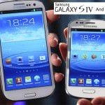 Samsung случайно показала смартфон Galaxy S IV mini