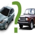 Иномарка или отечественная машина?