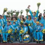 Украинские паралимпийцы приехали из Нидерландов с победой
