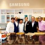 Samsung объединит лучших шеф-поваров для создания нового поколения современной бытовой техники для кухни