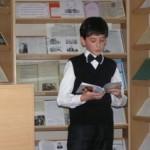 Талантливый мальчик написал уже третью книгу