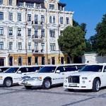 Доступная роскошь – прокат лимузинов в Киеве