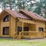 Особенности применения деревянного бруса в строительстве