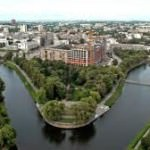 Первая столица Украины