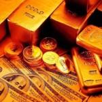 Расходование золотовалютных резервов