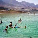 Мертвое море – исцеление минералами