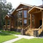 Основные преимущества домов и коттеджей из дерева
