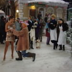 «Студия Квартал-95» снимает новогодний мюзикл