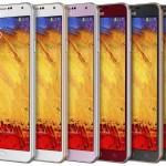 Samsung расширяет цветовую гамму смартфонов Galaxy Note 3