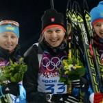 Биатлонистки принесли Украине золото зимних Игр