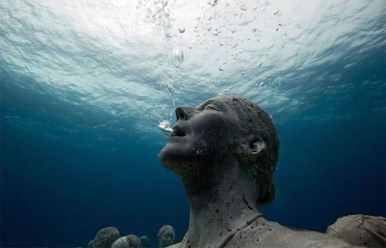 музей в Мексике под водой