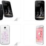 Samsung представил в Украине новую коллекцию смартфонов La Fleur и   Black Edition 2014 года