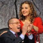 Валерий Золотухин: Обеим своим женщинам времени уделяю одинаково