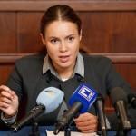 Переговоры с захватчиками Донецкой ОГА проводила Наталья Королевская
