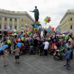 Как прошел День защиты детей в Одессе?