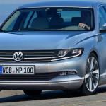 В ближайшее время Volkswagen представит Passat B8