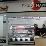 В Киеве откроют еще 7 заведений «Суши маркет»