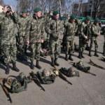 Украинские военные: граница на замке