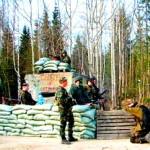 Блокпосты ЛНР оснащены манекенами