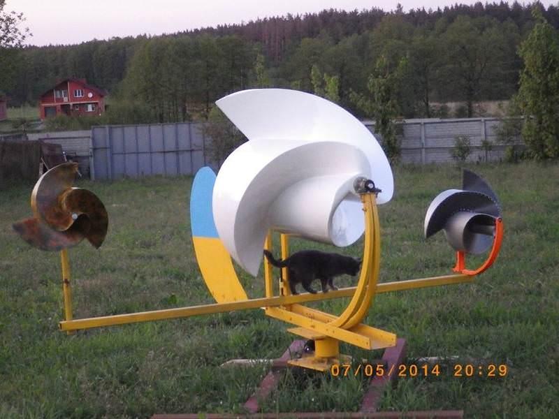 ротор Онипко - революция в энергетике
