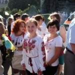 Концерт в Ивансковском районе для солдатов-добровольцев.