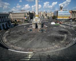 300 заявок подано на конкурс обустройства Майдана