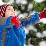 Как защитить зимой здоровье ребенка