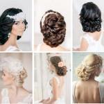 Модные тенденции свадебных причесок 2015 года