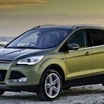 Обновленный Форд Куга 2015