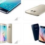 Флагманские смартфоны Samsung Galaxy S6 и Galaxy S6 edge доступны для предварительного заказа в Украине