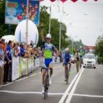 В Киеве состоялась велогонка
