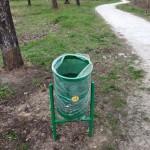 Силами оболонцев парк Наталка становится лучше