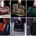 Из крайности в крайность: женские сумки 2015