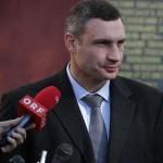 Мэр Киева удостоился премии за заслуги в развитии Украины
