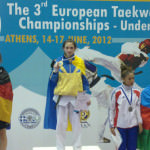 Украинка впервые привезла серебро по тхэквондо