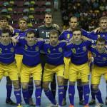 Сборная Украины сразится за мировое первенство по футзалу