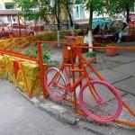 В столице открыли первый велохаб