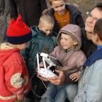 QUADROCOPTER.club познакомил детей из села с современными коптерами